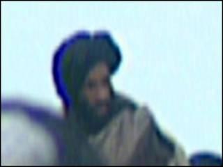 Supuesta foto del mulá Omar