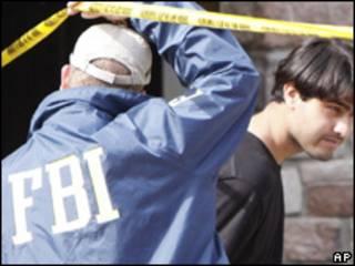 Arrestos por parte del FBI