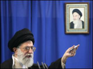 مرشد الثورة الإيرانية، آية الله علي خامنئي