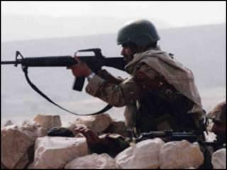 قوات يمنية في صعدة