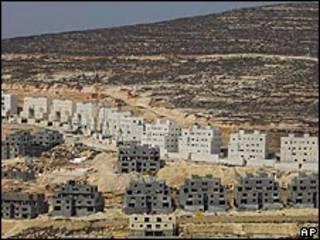 مستوطنة جيفات زئيف في الضفة