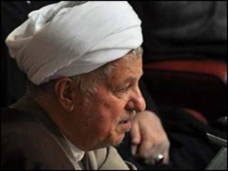 رفسنجانی در مجلس خبرگان - عکس از خبرگزاری کار