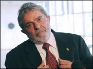 O presidente Luiz Inácio Lula da Silva (foto: Wilson Dias/ABr)