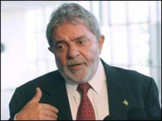 O presidente Luiz Inácio Lula da Silva (Wilson Dias/ABr, 16 de setembro)