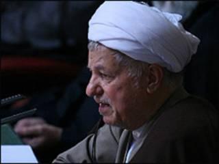 اکبر هامشی رفسنجانی