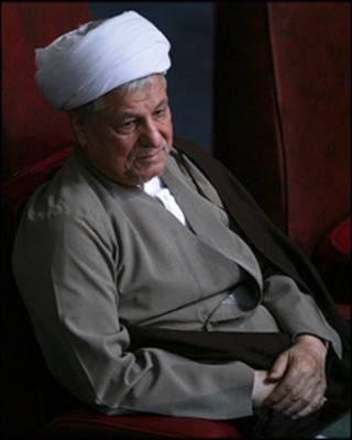 هاشمی رفسنجانی- عکس از خبرگزاری مهر