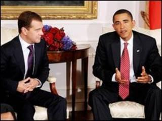 Tổng thống hai nước Mỹ Nga vừa hội đàm tại LHQ