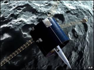 صورة للقمر