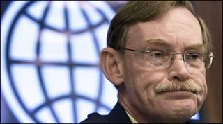 Глава Світового банку Роберт Зеллік попереджає про кризу