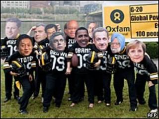 Campaña de Oxfam