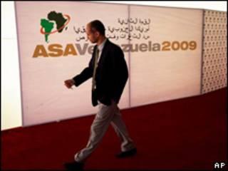 Cumbre ASA en Venezuela