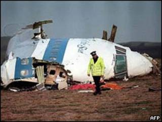 Atentado en Lockerbie en 1988