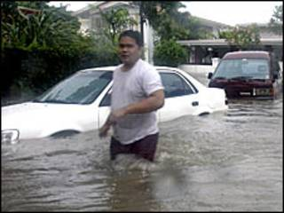 फिलिपींस में बाढ़