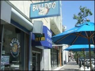 Dispensario de mariguana en Oakland
