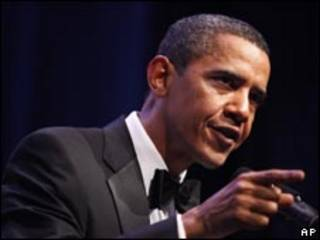 O presidente dos Estados Unidos, Barack Obama (AP, 26 de setembro)