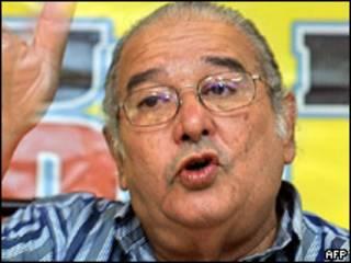 Guillermo Endara, ex presidente de Panamá