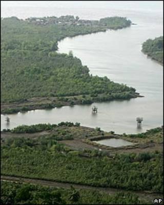 Delta de Nigeria