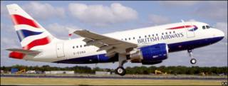 A318 de BA