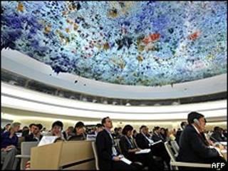 Consejo de Derechos Humanos de la ONU, Ginebra.