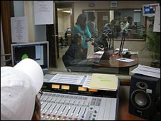 Estudio de Radio del Sur