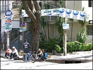 Campaña en Uruguay