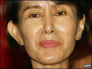 Lãnh đạo ủng hộ dân chủ Aung San Suu Kyi