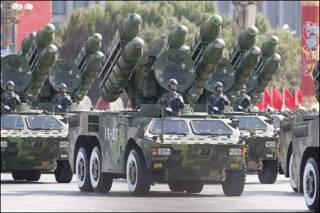 Duyệt binh ở Bắc Kinh