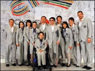Atletas japoneses e internacionais manifestam apoio à candidatura de Tóquio (Foto: Divulgação)
