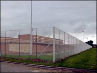 Cárcel en Europa (Foto: Inder Bugarin)