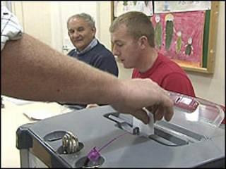 رای گیری در دوبلین