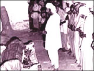 ذوالفقار علی بھٹو کا نمازِ جنازہ