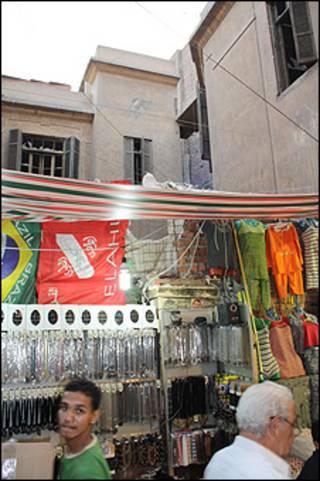حارة اليهود في القاهرة