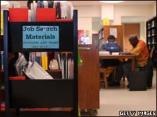 Centro para encontrar empleo en la Biblioteca Pública de Brooklyn