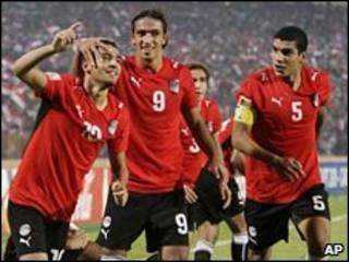 أحمد شكري الذي سجل هدفين
