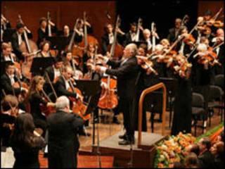 Filarmónica de Nueva York (foto cortesía sitio de internet de la Filarmónica de Nueva York)