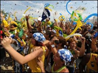 Festa no Rio