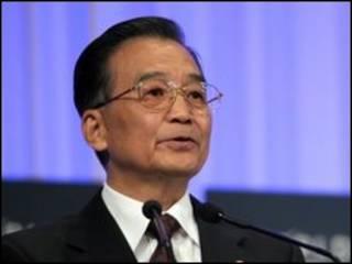د چين لومړي وزير وين جياباو