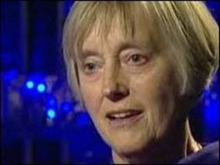 Bà Stella Rimington, cựu Giám đốc MI5