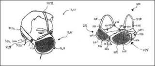 """""""另类诺贝尔公共卫生奖""""获奖研究将胸罩变成两只防毒面具"""