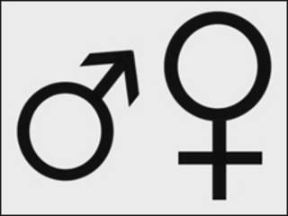 علامت کروموزم های نر و ماده
