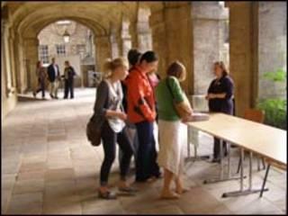 牛津大学开放日