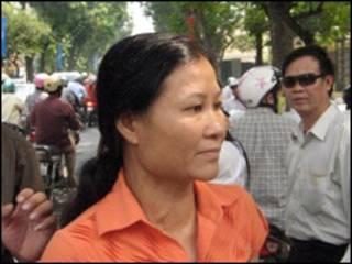 Bà Lý Thị Tuyết Mai