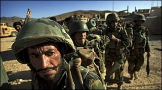 افغان ملي پوځ