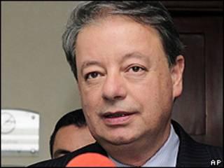 Ministro de Defensa de Colombia, Gabriel Silva