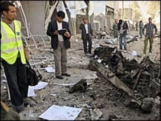 حمله به سفارت هند در کابل