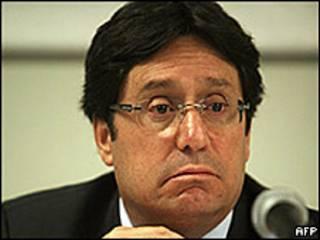 Francisco Santos, vicepresidente de Colombia