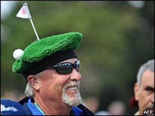 Aficionado al golf