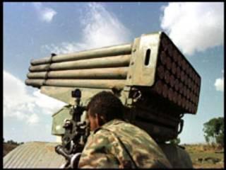 جندي إثيوبي