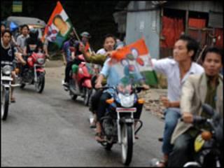 अरुणाचल प्रदेश के लोगों को भारत समर्थित माना जाता है