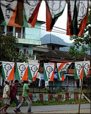 अरुणाचल प्रदेश में विधान सभा चुनाव हुए हैं